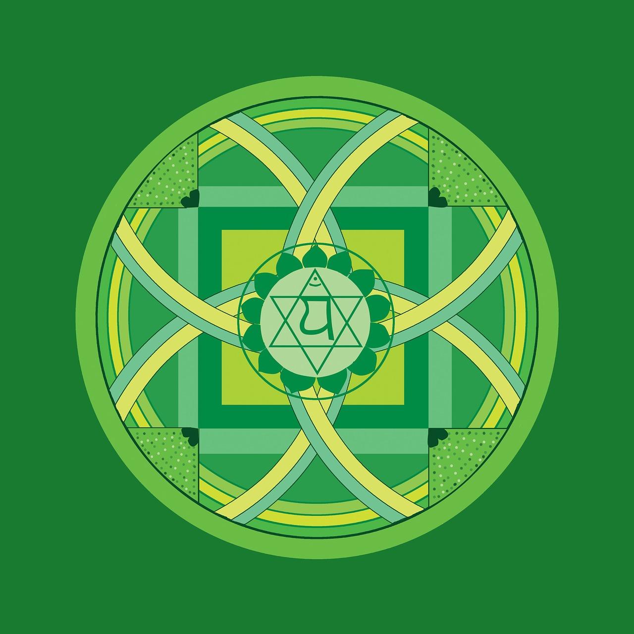 chakra vert le chaman digital