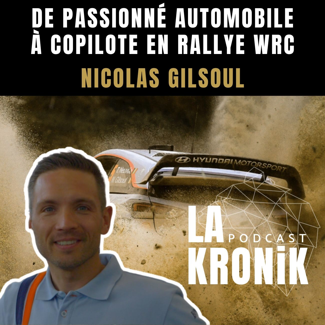 #37 De passionné automobile à copilote en rallye WRC